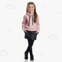 Conjunto menina fashionista rosa